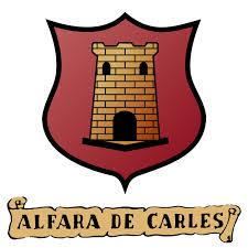 Alfara de Carles escut