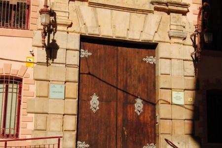 Antic Hospital de la Santa Creu