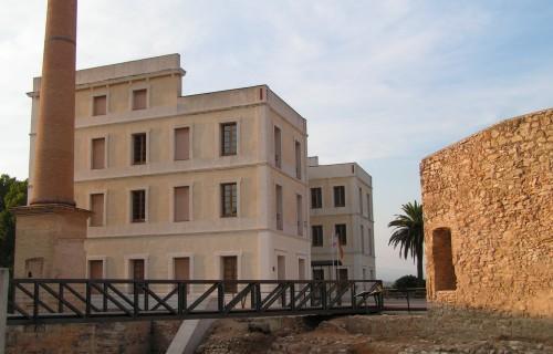 Biblioteca Comarcal del Montsià Sebastià Juan Arbó