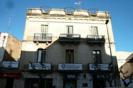 Casa Palau Fàbregas