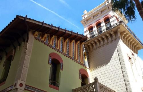 Casa Pallarès - Villa Alícia de Tortosa