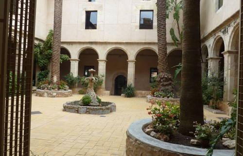 Casa de la Vila y Casa de la Cultura d'Ulldecona