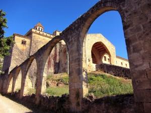 Convent de Sant Salvador d'Horta de Sant Joan
