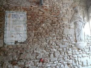 El Portal del Romeu i els Palaus Gòtics