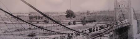 Historia d'Amposta. Pont Penjat