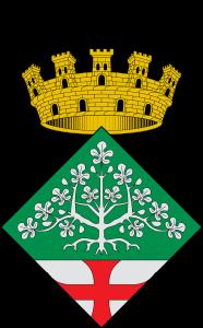 Horta de Sant Joan escut
