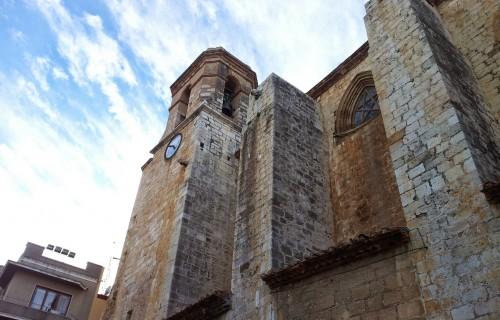 L'església de Sant Lluc d'Ulldecona