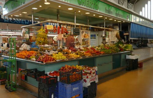 Mercat Municipal de Tortosa (fruites)