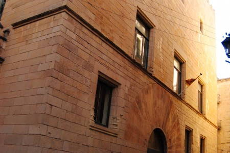 Palau dels Oliver de Boteller