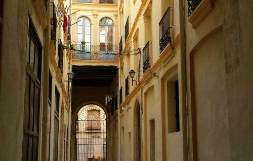 Passatge Franquet de Tortosa