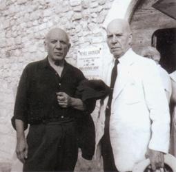 Picasso i Horta de Sant Joan