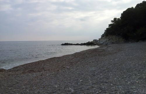 Platja els Capellans - Cala Montero