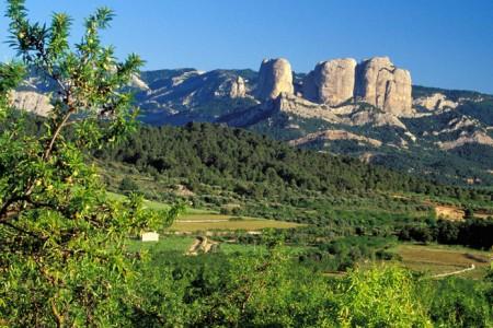 Roca Benet d'Horta de Sant Joan