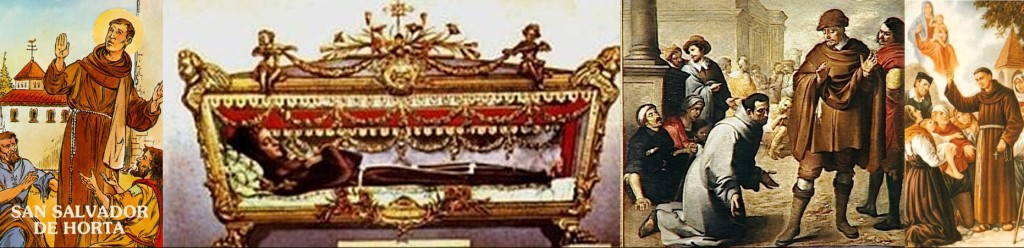 Biografia de Sant Salvador d'Horta