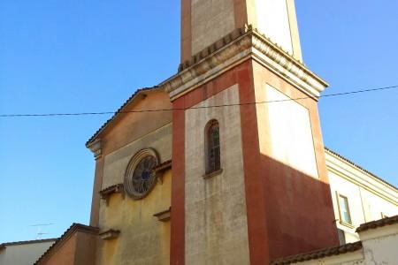 Església de Sant Joan Baptista de Benissanet