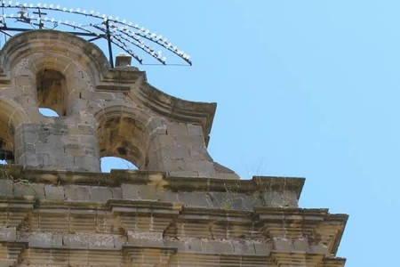 L'Església Parroquial d'Horta