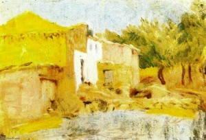Mas de Quiquet, Picasso