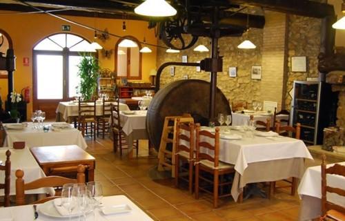 Restaurant Molí dels Avis