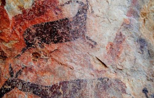 Cova de la Mallada i les pintures rupestres de Cabra-Feixet