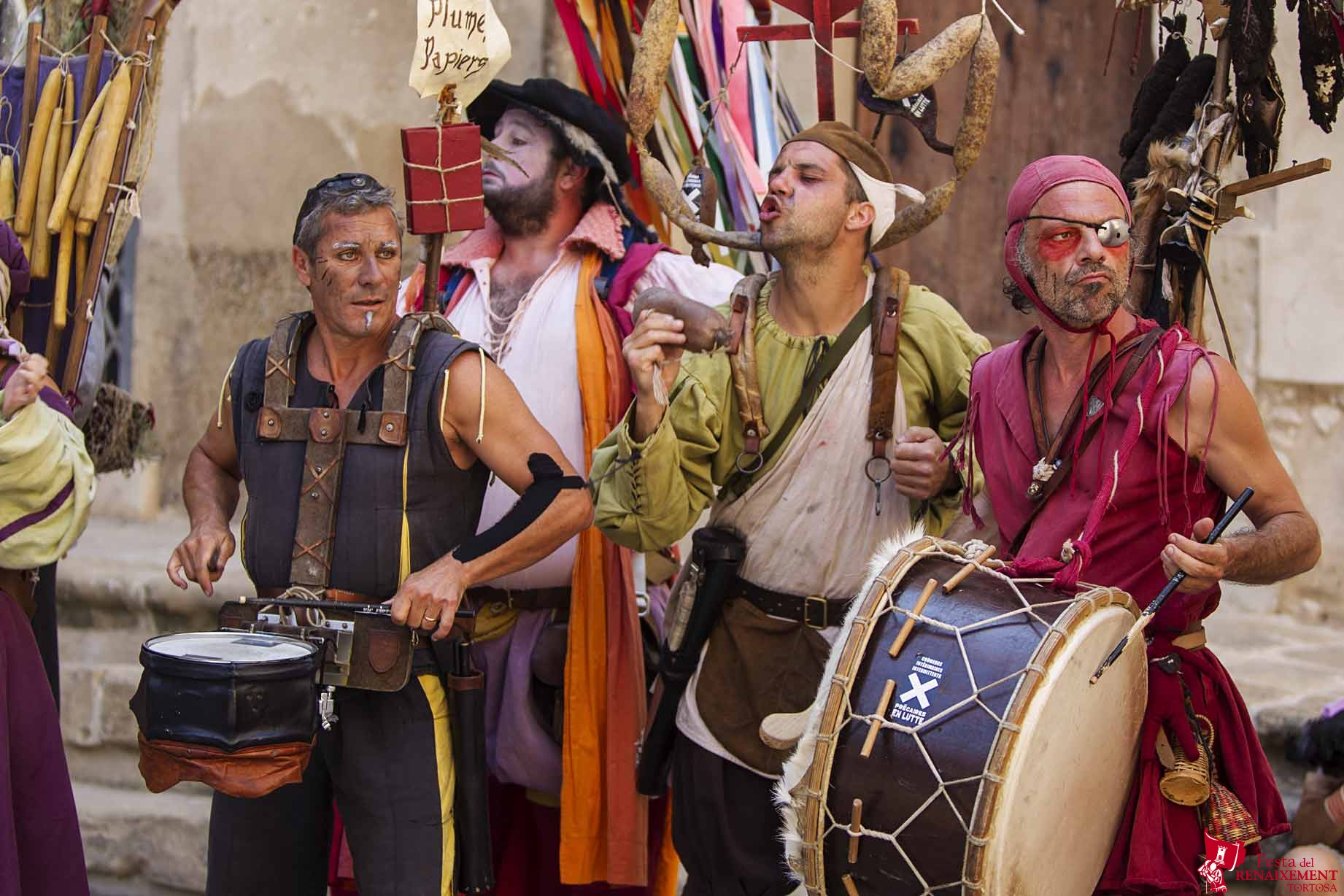 Fiesta del Renacimiento de Tortosa 23-26 julio 2015
