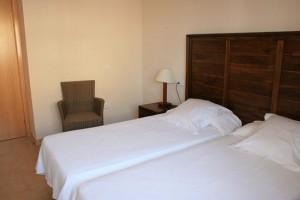 Las Dunas Riumar dormitorio