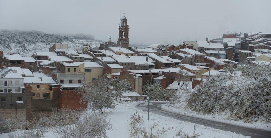 Gandesa nevada